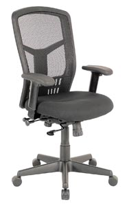 ALVIN® Van Tecno Manager's Chair