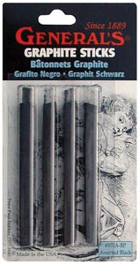 Graphite Sticks