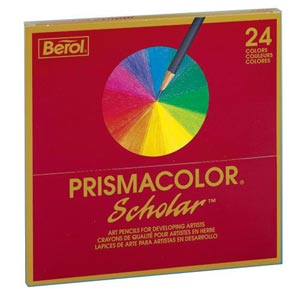 Prismacolor Scholar Art Pencil Sets