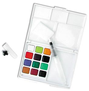 KOI Watercolor Pocket Sketch Sets