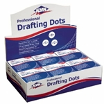 DRAFTING DOTS-500/ROLL (12-pack)