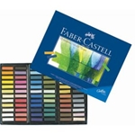 SOFT PASTELS 1/2 STICK 72/SET