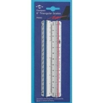 SCALES 6IN ARCH/ENGR SET OF 2