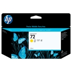 HP #72 Ink Cartridge, Yellow Photo Black