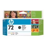 HP #72 Ink Cartridge, Matte Black